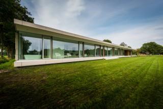 Очень длинный дом