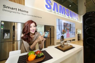 Компания Samsung показала свое видение «умного дома»