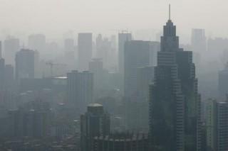Китай стал крупнейшим мировым поставщиком смога