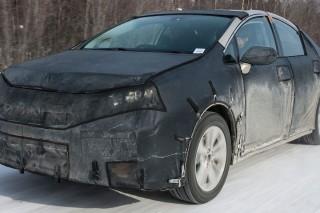 Водородная Toyota появится в 2015 году