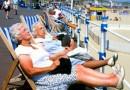 Британские ученые: Регулярные солнечные ванны полезны для здоровья