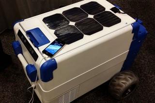 «Солнечный» холодильник Solar Cooler готовится к выходу в продажу