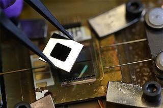 Как увеличить КПД солнечных панелей при помощи нагревательного элемента