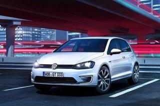 Volkswagen рассекретил гибридный Golf GTE