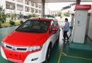 В Китае на развитие экологически чистого транспорта выделят 300 миллиардов долларов
