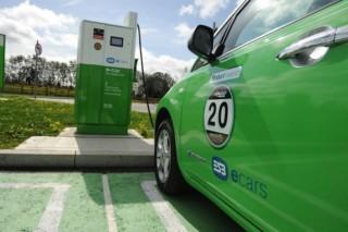 Количество электромобильных зарядок в Ирландии превышает количество электромобилей