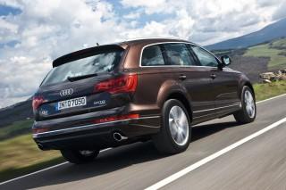 Audi готовит электрический кроссовер Q8