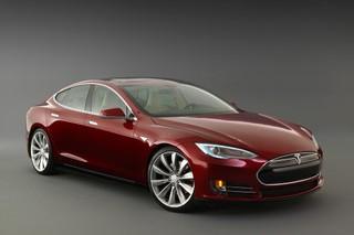 Tesla предоставит седану Model S полный привод