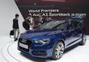 Audi выводит в продажи газовый A3 Sportback на уникальном топливе