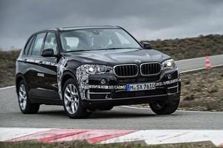 Гибридный BMW X5 официально запущен в серию