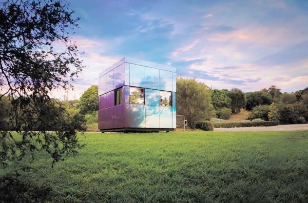 Harwyn Pod: миниатюрный офис для удаленной работы