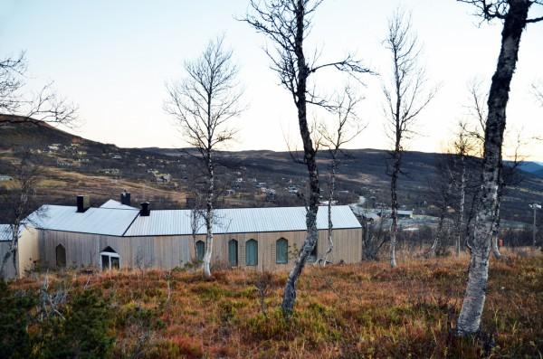 Курортный коттедж в Норвегии
