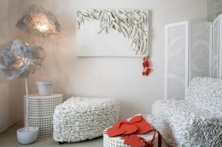 Кровать, стол или встроенные шкафы на заказ, сделанные из мусора? Это возможно!