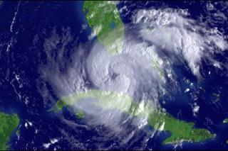 Ветры Тихого океана остудили глобальное потепление