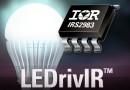 International Rectifier создала новый контроллер для LED систем