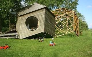 Экодом-улей от эстонского дизайнера Яануса Оргусаара