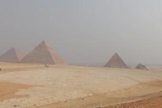 В Египте нашли неизвестную ранее пирамиду