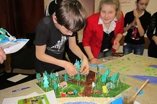 В Красноярском крае прошла вторая «Школа лесной экологии»