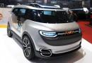 Компания AKKA Technologies показала в Женеве электромобиль без руля
