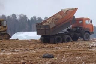В Костроме ликвидировали возгорание на Семенковском полигоне ТБО