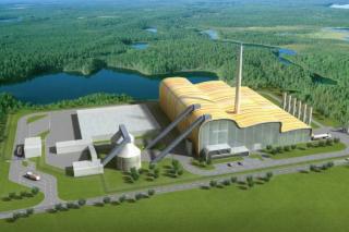 В Гетеборге готовятся к запуску предприятия по производству биогаза из древесины