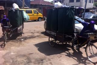 В Нигерии ищут необычные способы борьбы с мусором