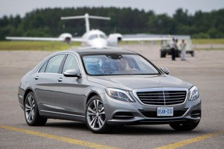 Mercedes-Benz подумывает об электрическом S-class