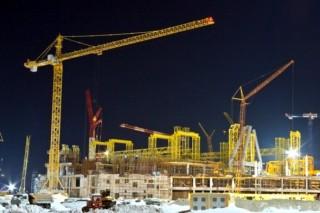 «Максус Украина» создала эффективный светодиодный прожектор для строительных площадок