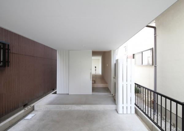 Дом шириной три метра