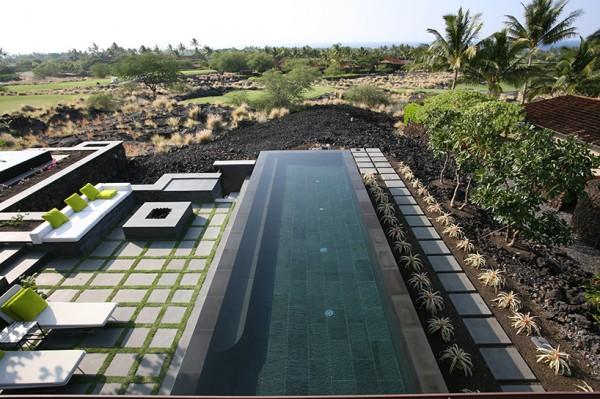 Экологичная вилла на Гавайях