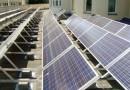 В Бресте появилась первая в городе солнечная электростанция крышевого типа