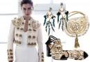 Модный дом H&M презентовал очередную дружелюбную к природе коллекцию одежды Conscious Exclusive