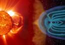 От солнечных бурь Земля защищается плазменным щитом