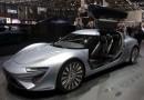 В Женеве представили потенциального конкурента Tesla Model S
