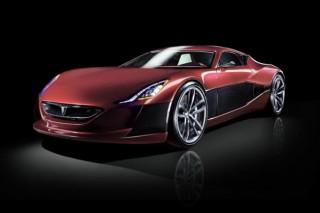 Электрический гиперкар Rimac Concept One все же пойдет в серию