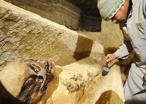 В Египте нашли гробницу фараонов, которая по богатству может превзойти захоронение Тутанхамона