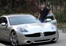 Звезды Голливуда выбирают «зеленые» автомобили