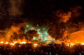 В Челябинске новое противостояние