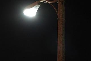 Применение светодиодного освещения