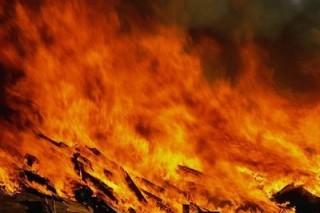В России резко выросло число пожаров