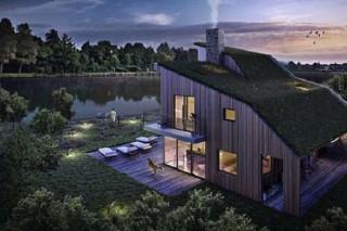 Британский рынок недвижимости открывает продажу первых эко-домов
