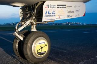 Используя колесо-буксир, мировые авиакомпании смогут существенно экономить