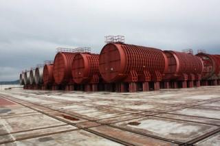 Хранение радиоактивных отходов