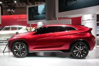 Mitsubishi собирается превратить Lancer Evolution в гибридный кроссовер
