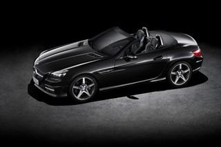 В новом поколении родстер Mercedes-Benz SLK станет гибридом