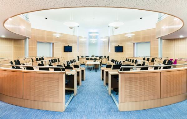 Экологичный офис для городского совета Донкастера