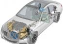 Экологический термокожух для Mercedes-Benz