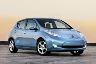 Индия получит сверхбюджетный вариант электрокара Nissan Leaf
