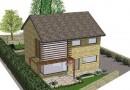 Молодой архитектор начал строительство первого в КБР энергоэффективного дома