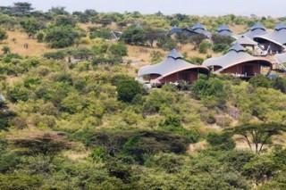 Экоотель Mahali Mzuri в Кении